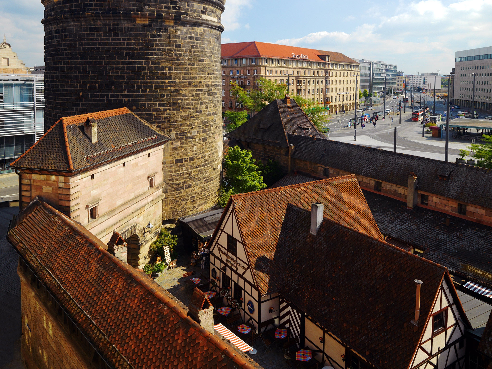 Hotels in Nuremberg City Centre